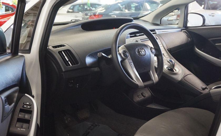 2012 Toyota Prius Hybrid (caméra de recul) #9