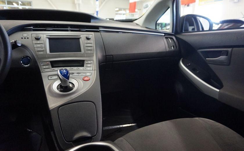 2012 Toyota Prius Hybrid (caméra de recul) #10