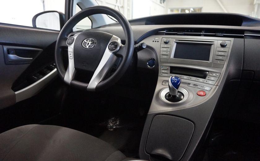 2012 Toyota Prius Hybrid (caméra de recul) #11