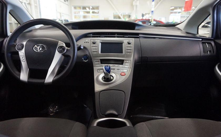2012 Toyota Prius Hybrid (caméra de recul) #12