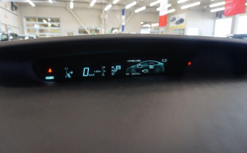 2012 Toyota Prius Hybrid (caméra de recul) #16