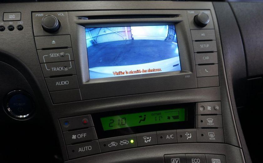 2012 Toyota Prius Hybrid (caméra de recul) #17
