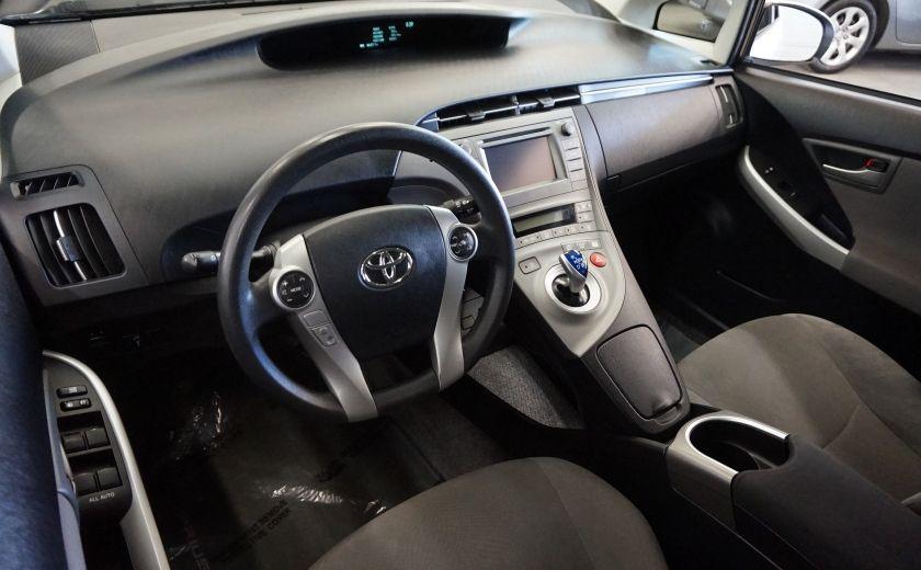 2012 Toyota Prius Hybrid (caméra de recul) #21