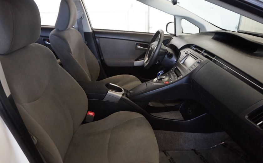 2012 Toyota Prius Hybrid (caméra de recul) #29