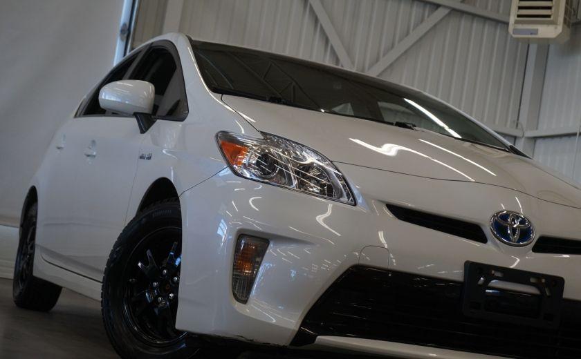 2012 Toyota Prius Hybrid (caméra de recul) #32
