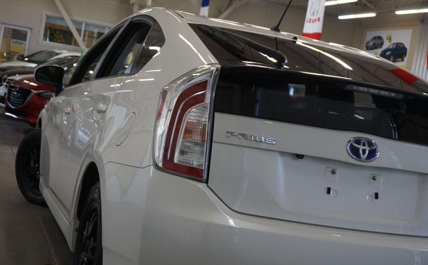 2012 Toyota Prius Hybrid (caméra de recul) #33