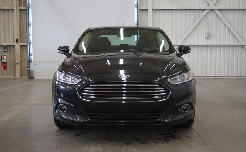 2014 Ford Fusion SE (toit ouvrant-sonar) #1