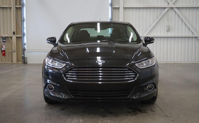 2014 Ford Fusion SE (toit-sonar de recul) #1