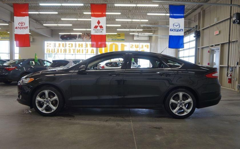 2014 Ford Fusion SE (toit-sonar de recul) #3