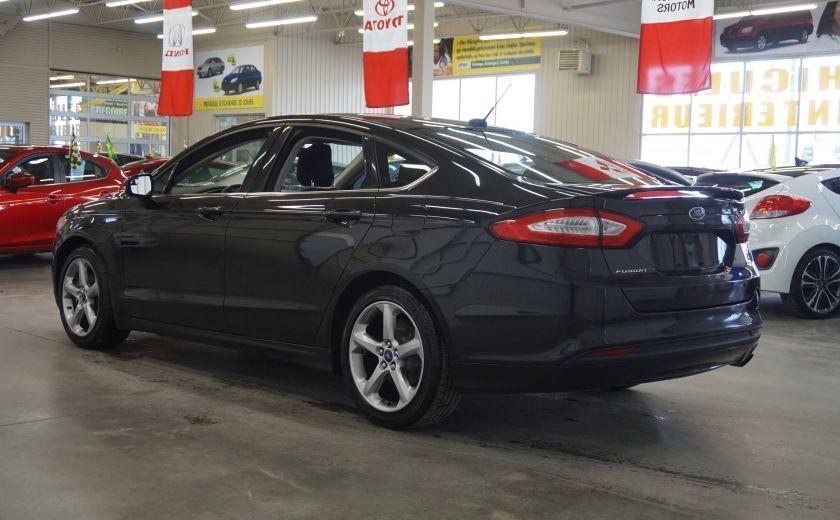 2014 Ford Fusion SE (toit-sonar de recul) #4