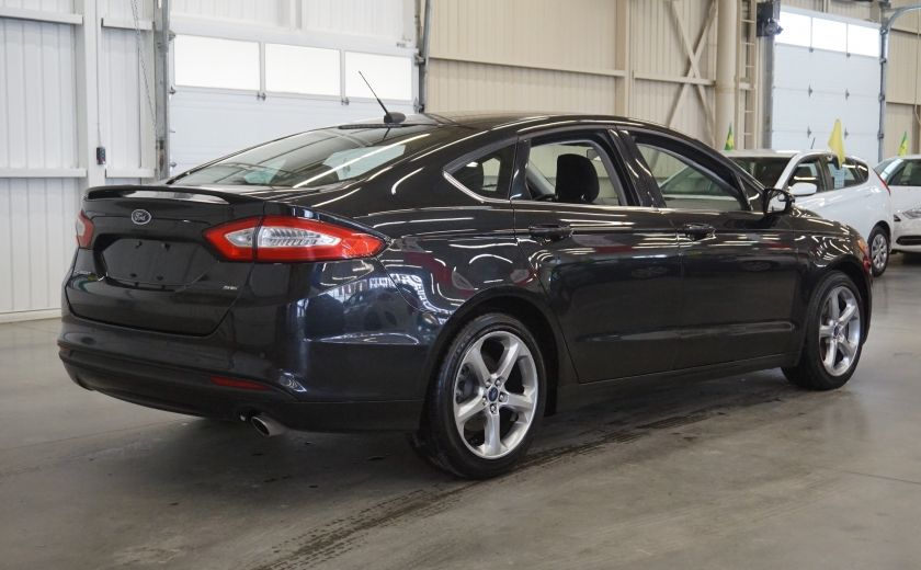 2014 Ford Fusion SE (toit ouvrant-sonar) #6