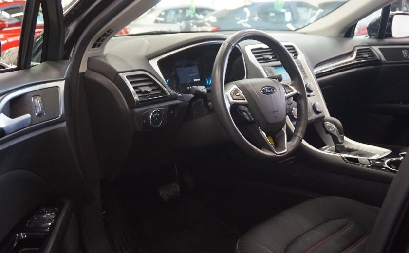 2014 Ford Fusion SE (toit-sonar de recul) #8