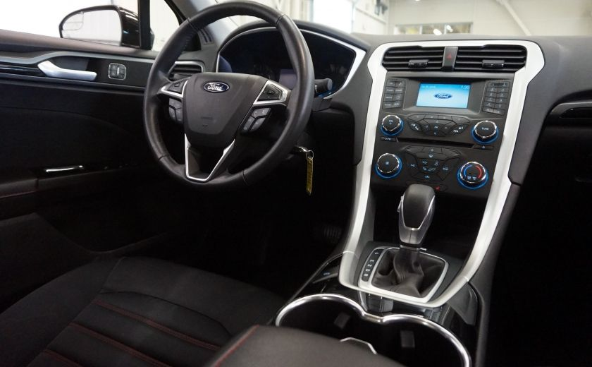 2014 Ford Fusion SE (toit-sonar de recul) #10