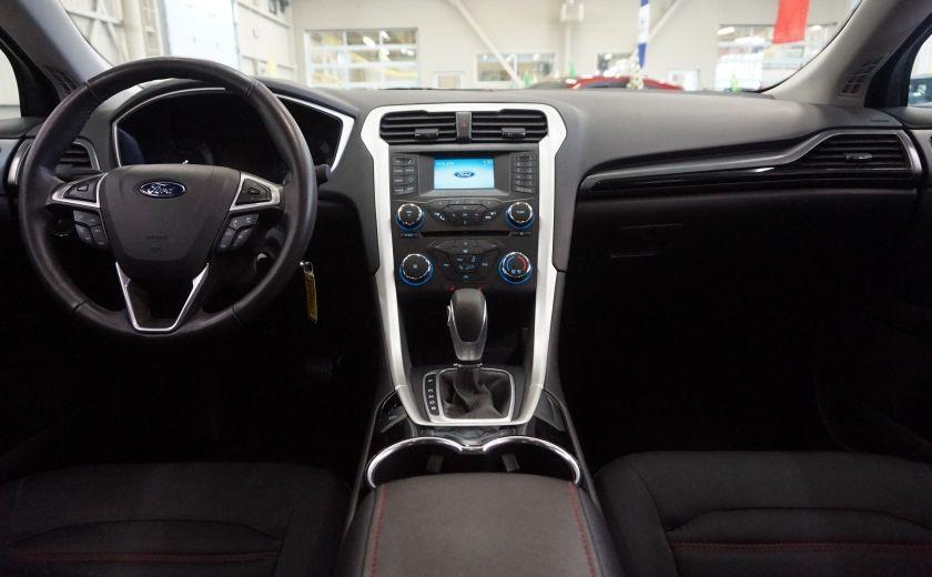 2014 Ford Fusion SE (toit-sonar de recul) #11