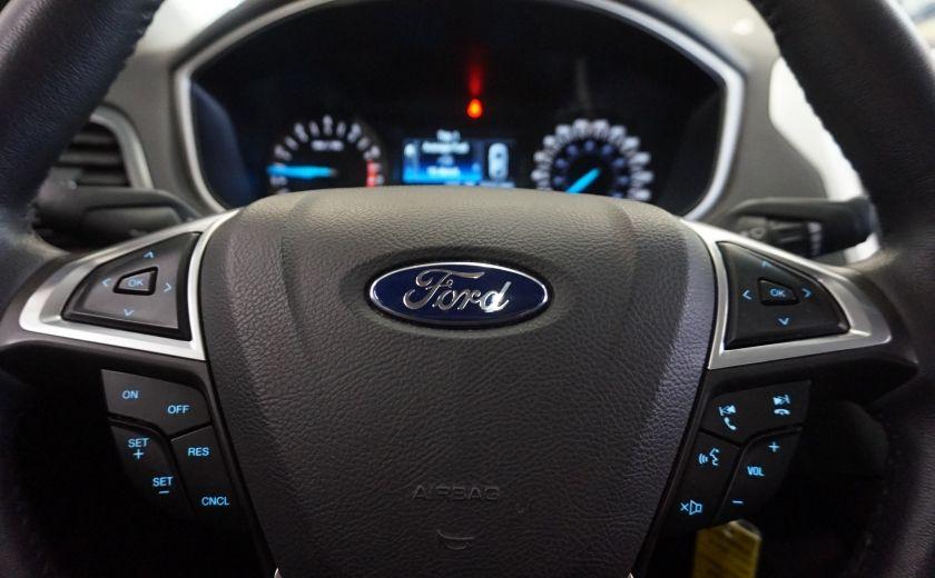 2014 Ford Fusion SE (toit-sonar de recul) #12
