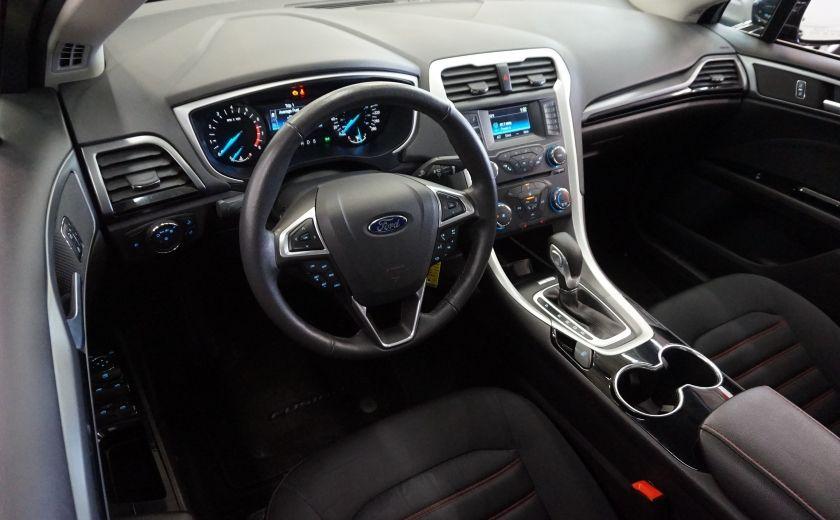 2014 Ford Fusion SE (toit-sonar de recul) #19