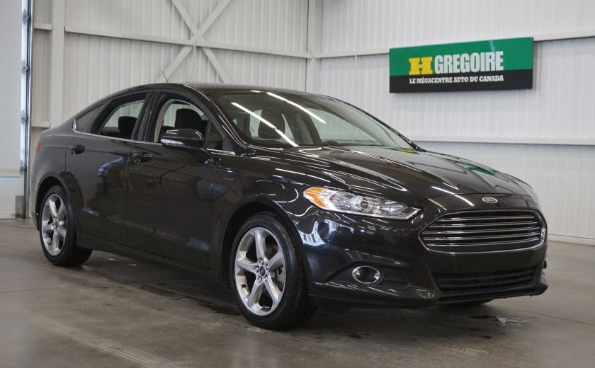 2014 Ford Fusion SE (toit ouvrant-sonar) #30