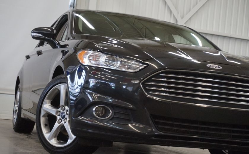 2014 Ford Fusion SE (toit ouvrant-sonar) #31