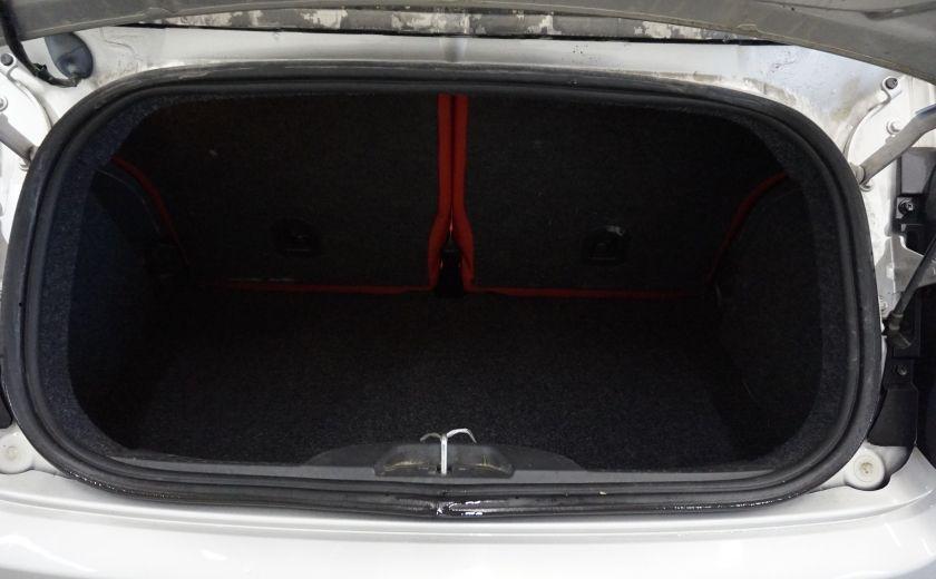 2013 Fiat 500 C Cabriolet (sonar de recul) #21
