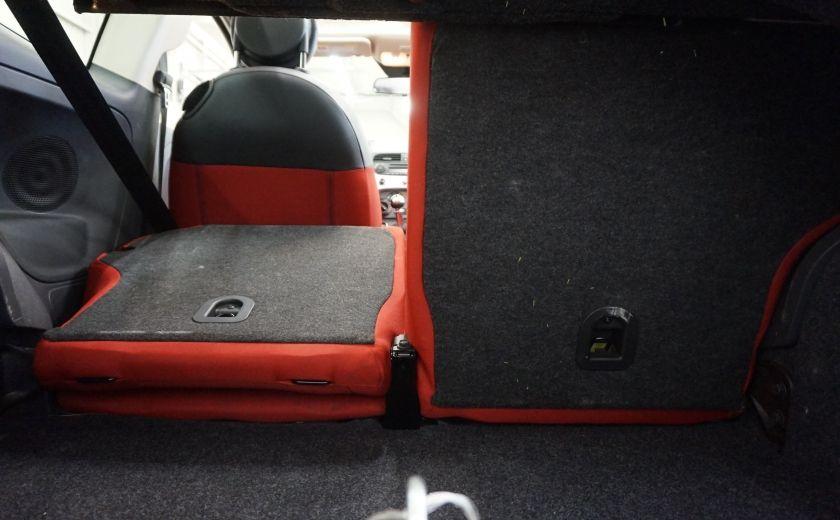 2013 Fiat 500 C Cabriolet (sonar de recul) #22