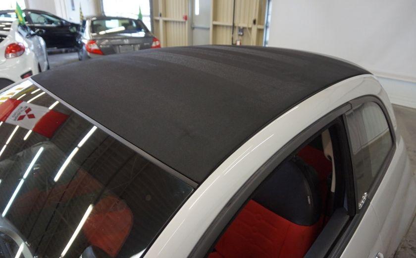 2013 Fiat 500 C Cabriolet (sonar de recul) #31