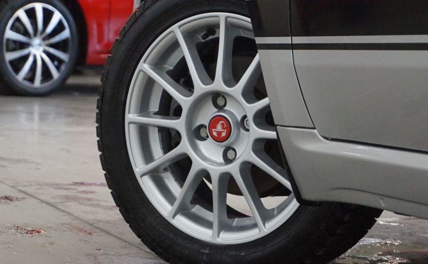 2013 Fiat 500 C Cabriolet (sonar de recul) #33
