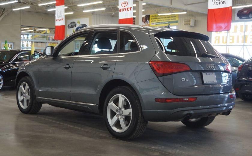 2013 Audi Q5 AWD PREMIUM (cuir-navi-toit) #4