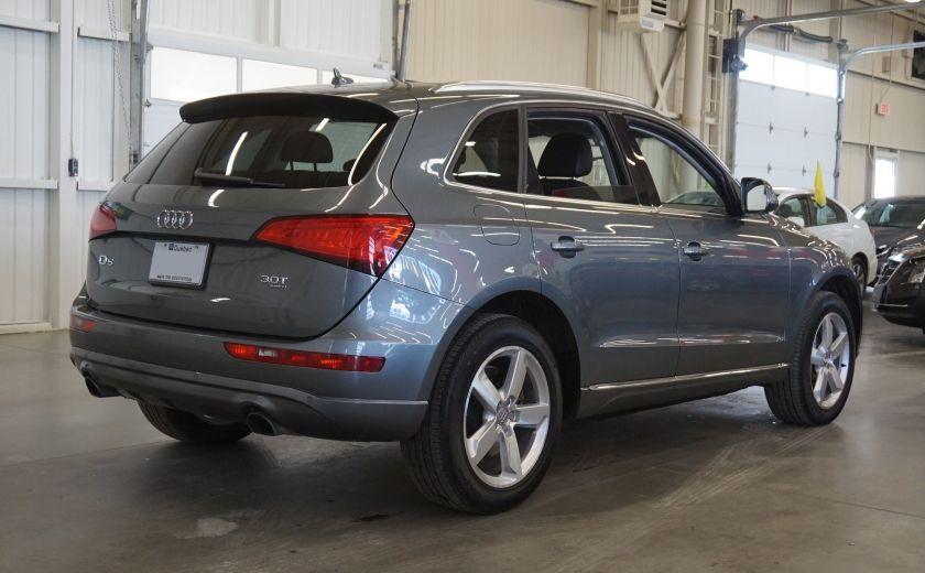2013 Audi Q5 AWD PREMIUM (cuir-navi-toit) #6
