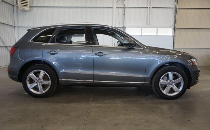 2013 Audi Q5 AWD PREMIUM (cuir-navi-toit) #7