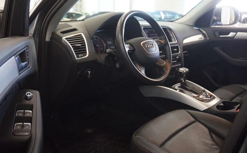 2013 Audi Q5 AWD PREMIUM (cuir-navi-toit) #8