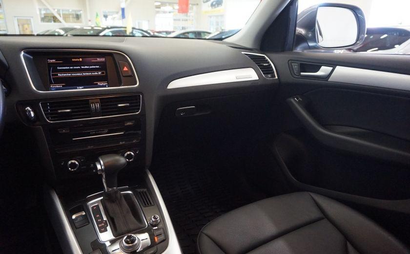 2013 Audi Q5 AWD PREMIUM (cuir-navi-toit) #9