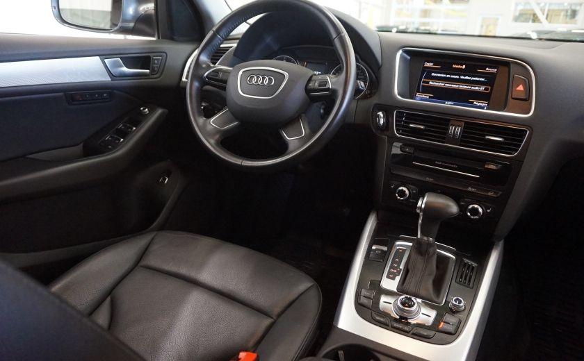 2013 Audi Q5 AWD PREMIUM (cuir-navi-toit) #10