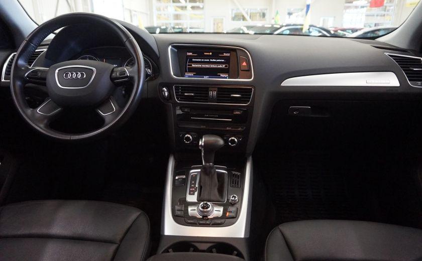 2013 Audi Q5 AWD PREMIUM (cuir-navi-toit) #11