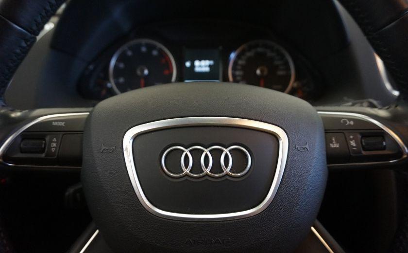 2013 Audi Q5 AWD PREMIUM (cuir-navi-toit) #12