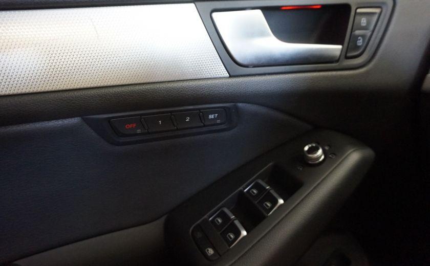 2013 Audi Q5 AWD PREMIUM (cuir-navi-toit) #20