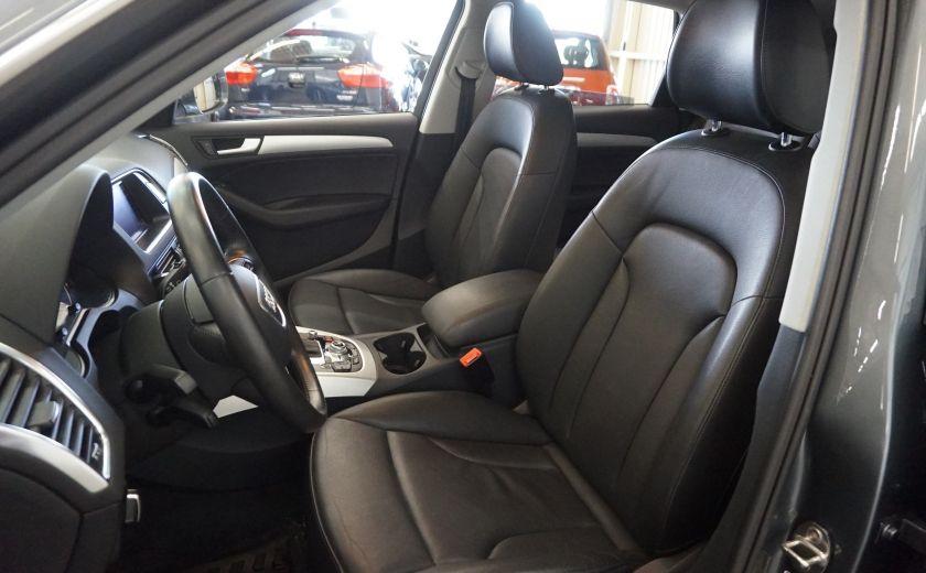 2013 Audi Q5 AWD PREMIUM (cuir-navi-toit) #22