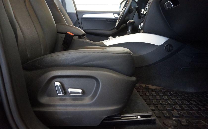 2013 Audi Q5 AWD PREMIUM (cuir-navi-toit) #24