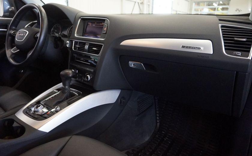 2013 Audi Q5 AWD PREMIUM (cuir-navi-toit) #26