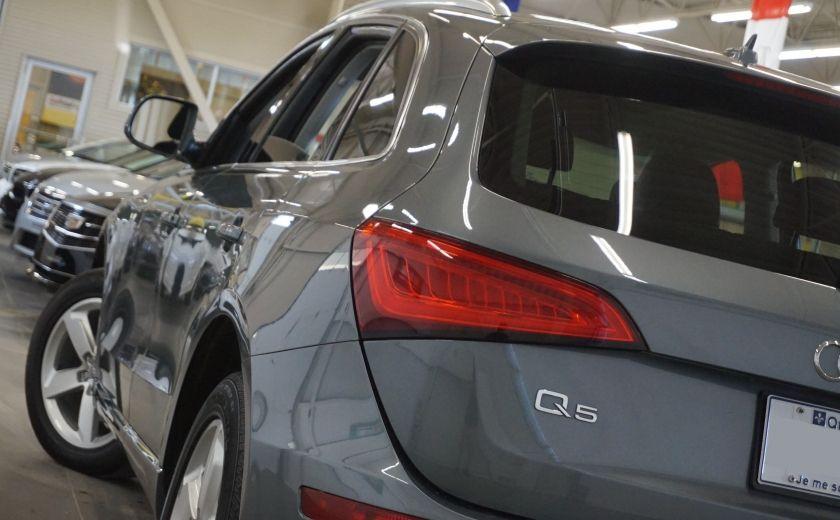 2013 Audi Q5 AWD PREMIUM (cuir-navi-toit) #29