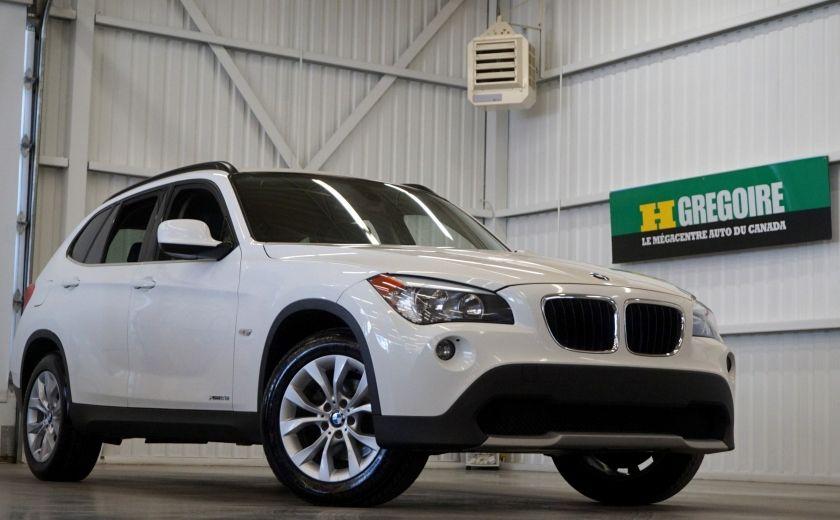 2012 BMW X1 28i AWD 2.0 Turbo (cuir) #0