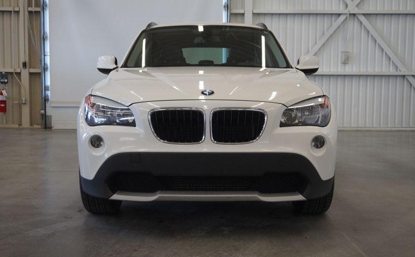 2012 BMW X1 28i AWD 2.0 Turbo (cuir) #1