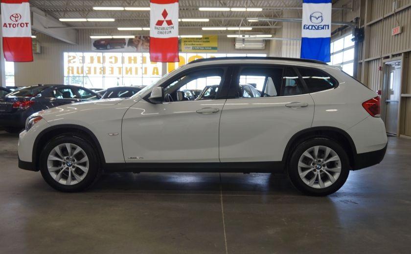 2012 BMW X1 28i AWD 2.0 Turbo (cuir) #3
