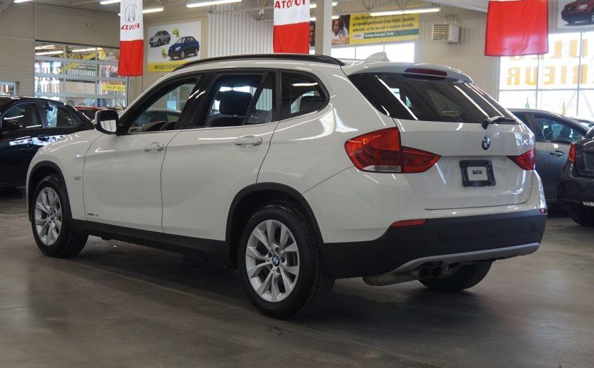 2012 BMW X1 28i AWD 2.0 Turbo (cuir) #4