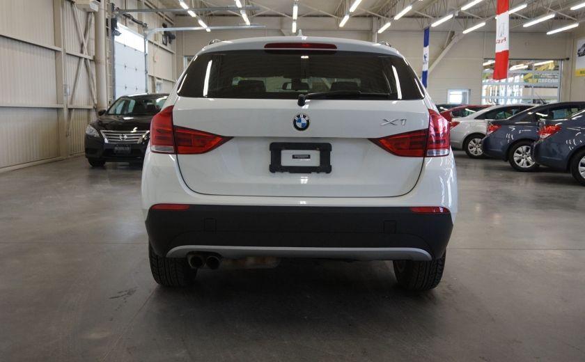2012 BMW X1 28i AWD 2.0 Turbo (cuir) #5