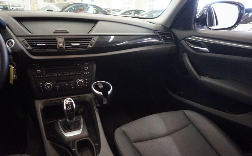 2012 BMW X1 28i AWD 2.0 Turbo (cuir) #9
