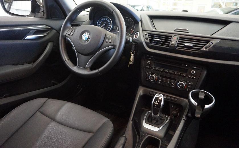 2012 BMW X1 28i AWD 2.0 Turbo (cuir) #10