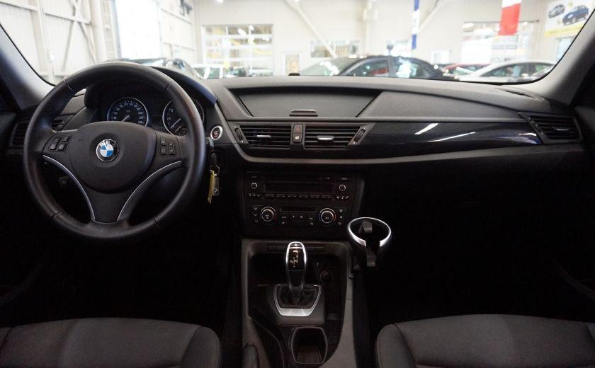 2012 BMW X1 28i AWD 2.0 Turbo (cuir) #11
