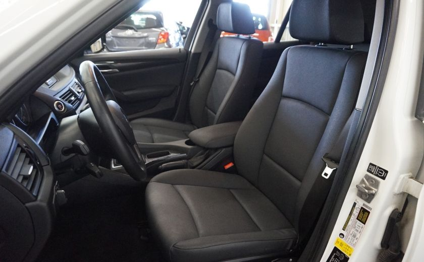 2012 BMW X1 28i AWD 2.0 Turbo (cuir) #17