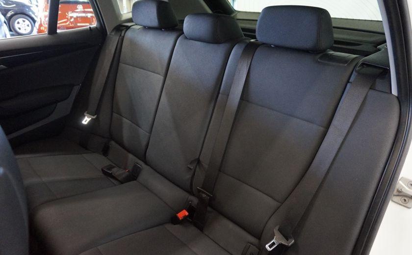 2012 BMW X1 28i AWD 2.0 Turbo (cuir) #18