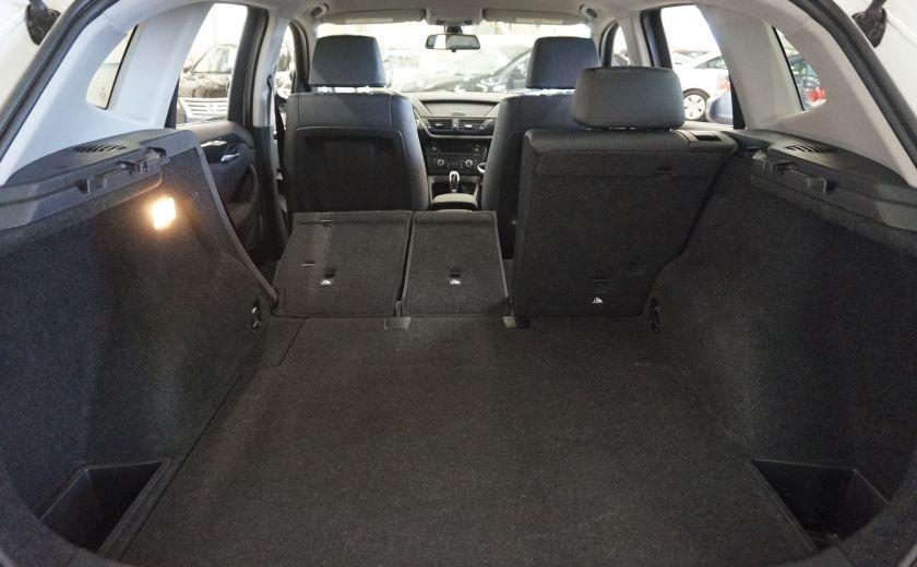 2012 BMW X1 28i AWD 2.0 Turbo (cuir) #21